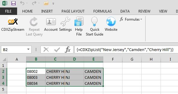 CDXZipStream Help File